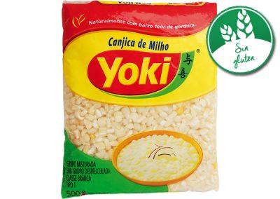 Canjica de milho branco