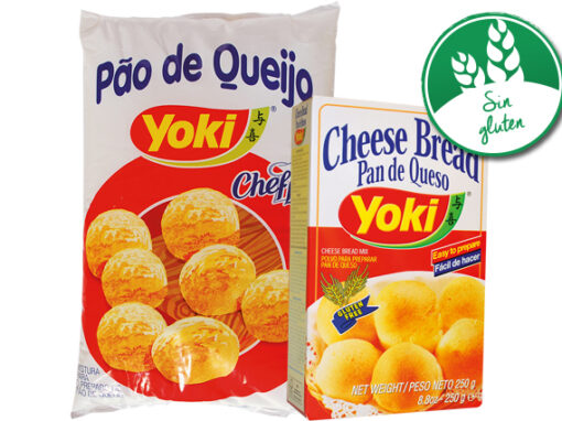 Mixtura para pão de queijo