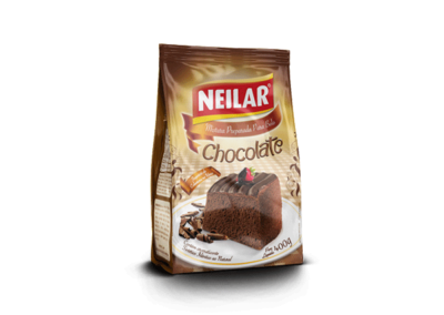 Mistura para Bolo com Sabor chocolate